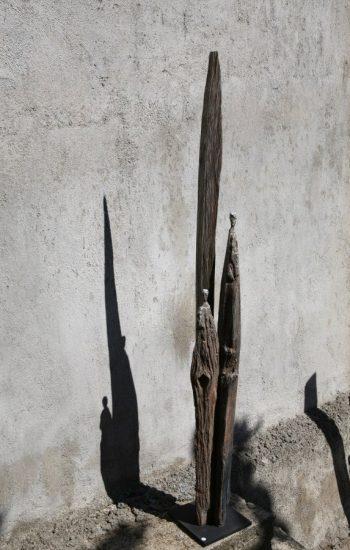 GLACE sculpture dans le ruisseauJPG